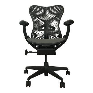 Contemporary Herman Miller Mirra Office Chair