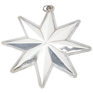 1994 Wallace Sterling Christmas Star Ornament For Sale