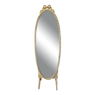 Late 20th Century Cheval Mirror For Sale