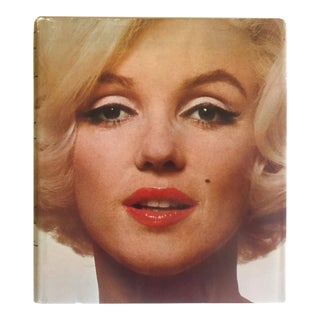 """ Marilyn Biography "" Norman Mailer Vintage 1973 Rare 1st Edtn Iconic Collector's Photography Book For Sale"
