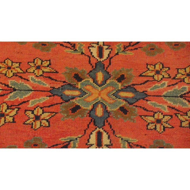 """Antique Persian Sultanabad Rug - 7'5"""" X 10'2"""" - Image 2 of 4"""