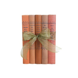 Vintage Children's Book Gift Set: History Mix - Set of 5