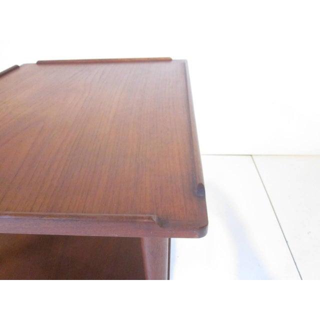 Arne Hovmand-Olsen Danish Side Table For Sale - Image 4 of 7