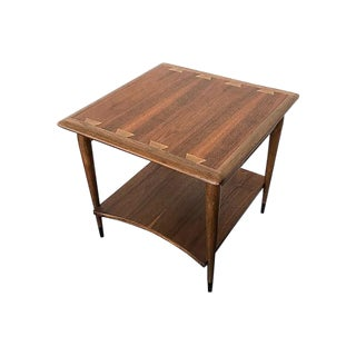 Lane Acclaim Mid-Century Corner Table