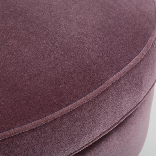 Customizable The Swivel Love Chair by Talisman Bespoke - Image 6 of 7