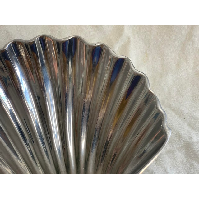 1970s Shell Catchall Dish For Sale - Image 4 of 8