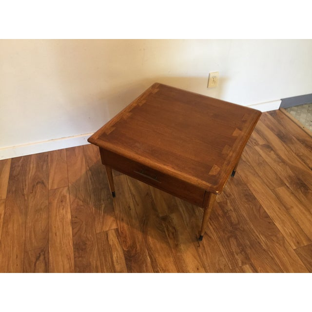 Lane Acclaim Mid Century End Table - Image 8 of 10