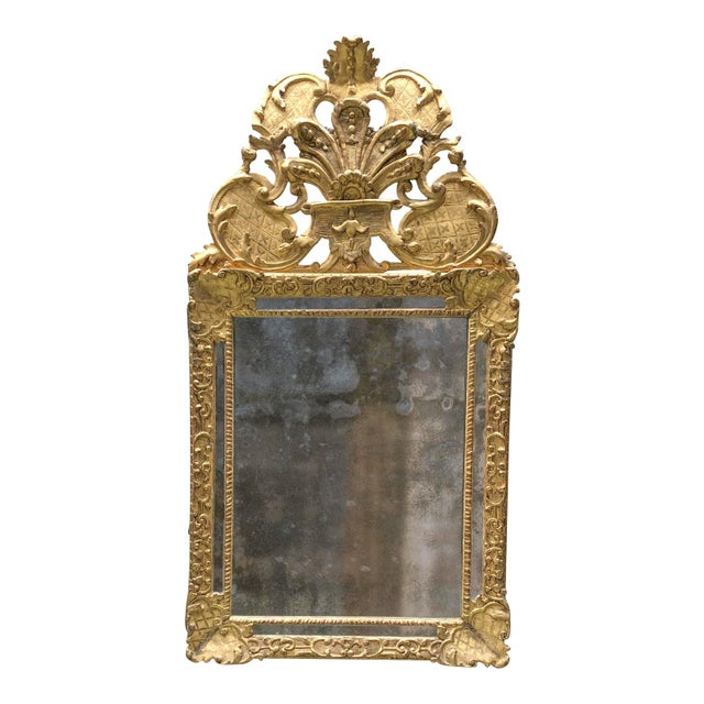 18th Century Mirror Louis XIV For Sale - Image 6 of 6
