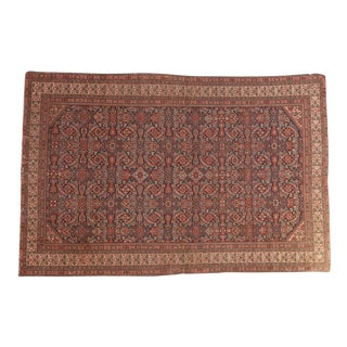"""Antique Mission Malayer Rug - 4'3"""" x 6'5"""""""
