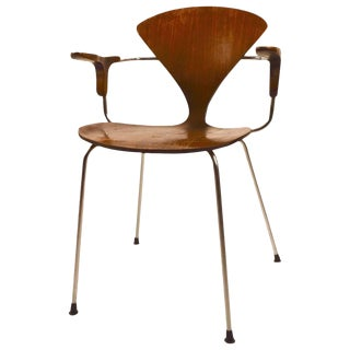 Possibly Unique Armchair Attributed to Cherner For Sale