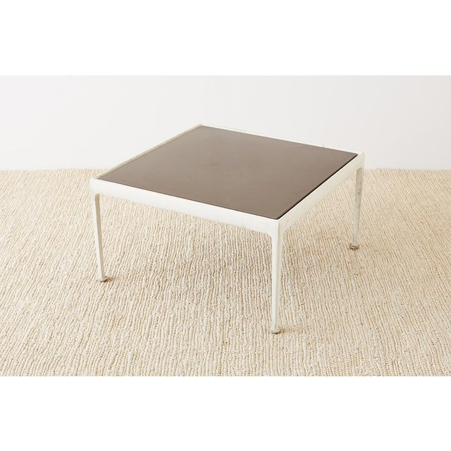 Richard Schultz for Knoll Aluminum Cocktail Table For Sale In San Francisco - Image 6 of 13