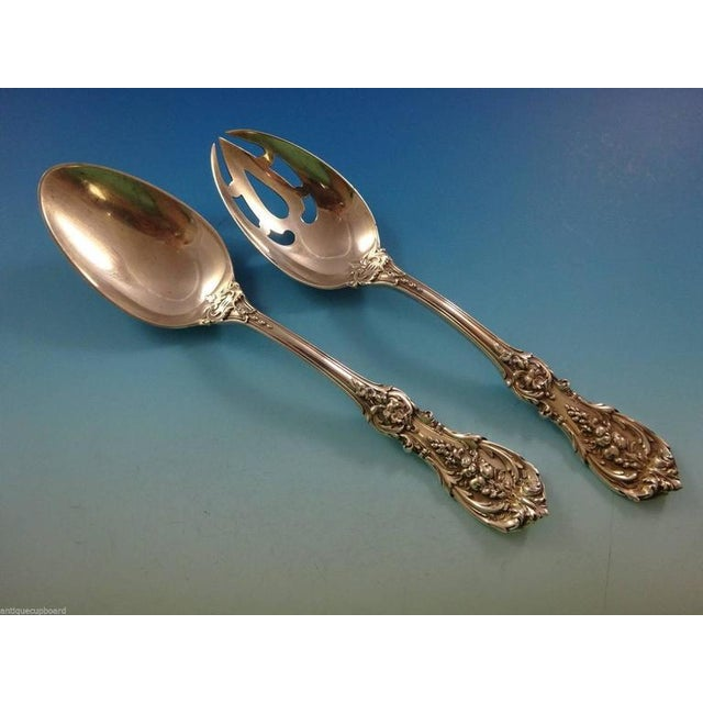 "Reed /& Barton Francis I Sterling Dinner Spoon 6/"" POPULAR PATTERN No Mono"