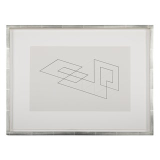 Josef Albers Formulation: Articulation, Folio I / Folder 13 For Sale