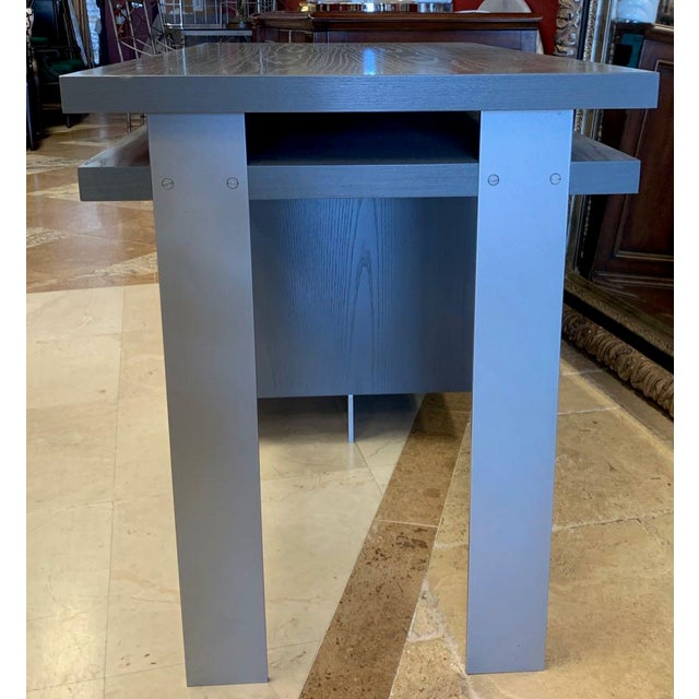 Industrial Antoine Proulx Tanker Desk For Sale - Image 4 of 13