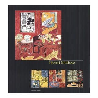 Henri Matisse, Editions Du Desastre, Offset Lithograph, 1992 For Sale