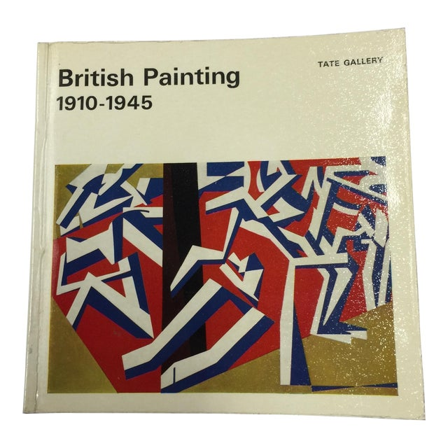 """""""British Painting 1910-1945"""" Tate Gallery Morphet For Sale"""