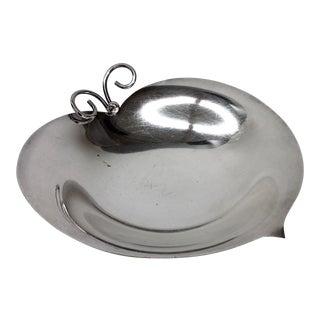 Silver Hugo Grun Danish Trinket Dish