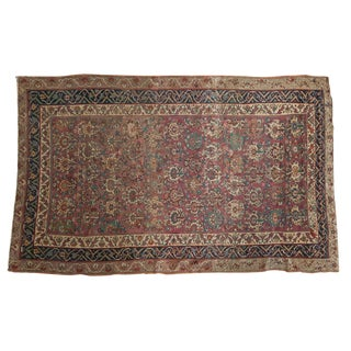 "Antique Malayer Rug - 4'3"" X 6'10"""