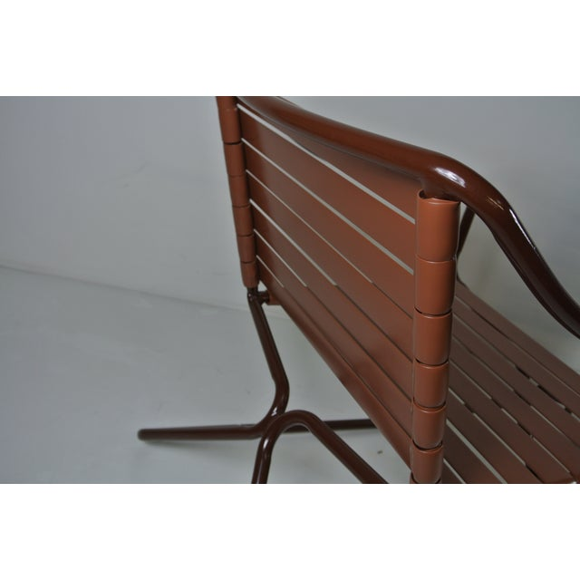 Mid-Century Modern Brown Jordan Kailua Dining Chairs - Pair For Sale - Image 3 of 3