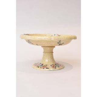 19th Century English Centerpiece With All-Over Design and Peacock Parsley Spode Preview