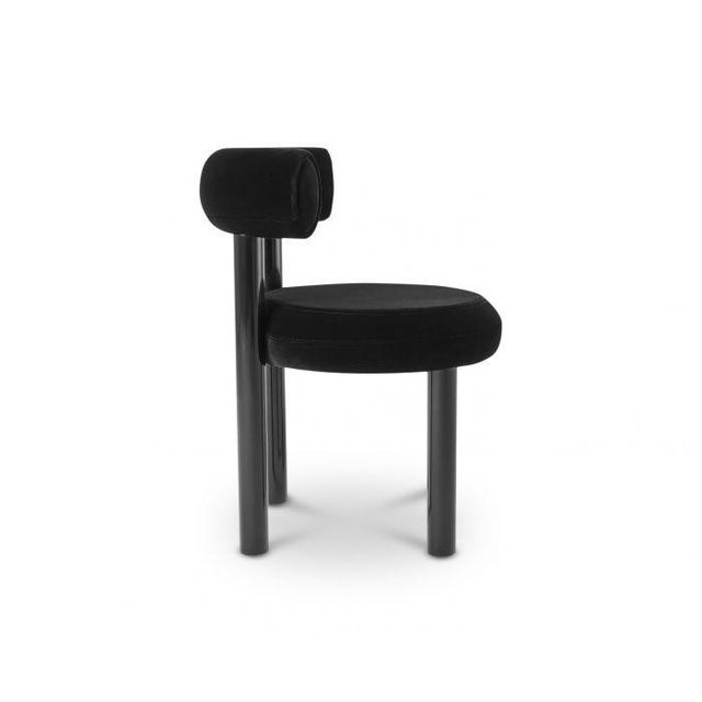 Mid-Century Modern Tom Dixon Fat Cassia Dining Chair 09 For Sale - Image 3 of 7