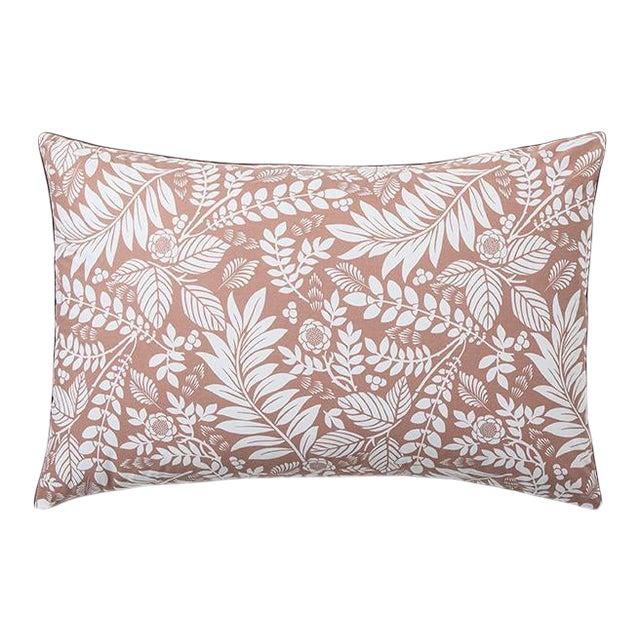 Alexandre Turpault L'ile Rousse Pillow Sham, Standard For Sale