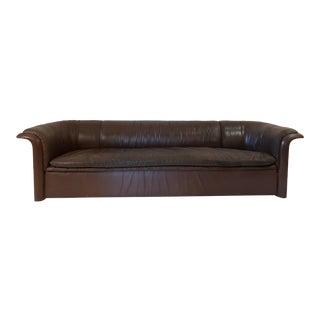 Dunbar Leather Sofa by Dennis Christiansen For Sale