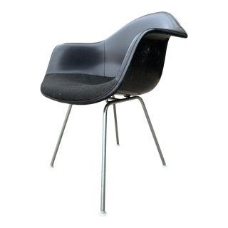 1960s Vintage Herman Miller Fiberglass H Chair For Sale