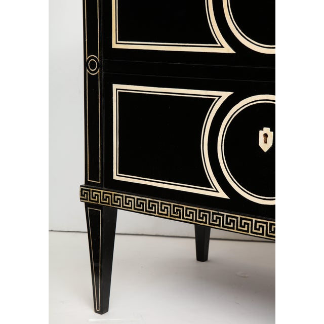 Not Yet Made - Made To Order Fornasetti Style Commodes - a Pair For Sale - Image 5 of 9