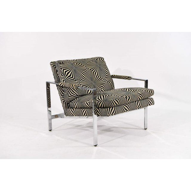 This hypnotizing chair would be great in a classic or contemporary dining room, living room, den, family room, office or...