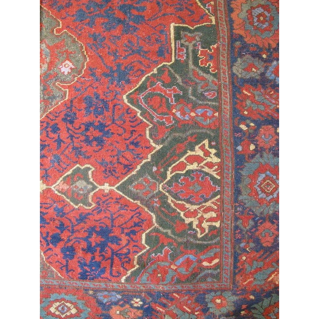 Carpets ascribed to the western Anatolian town of Ushak are perhaps the most iconic of classical ottoman weavings. Perhaps...