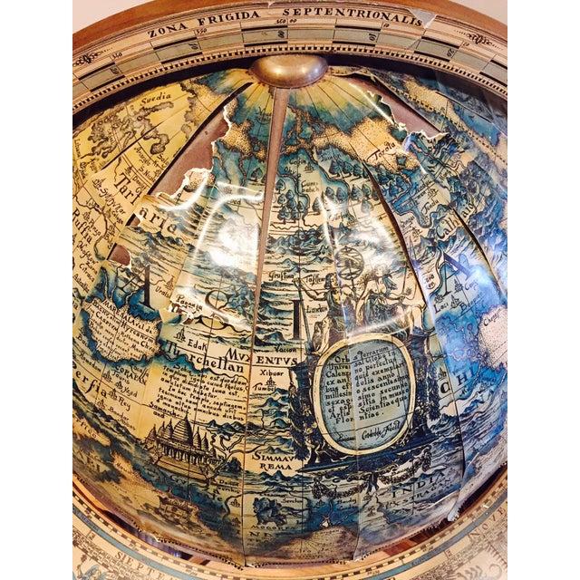 Mid-Century World Globe Bar Cart - Image 9 of 10