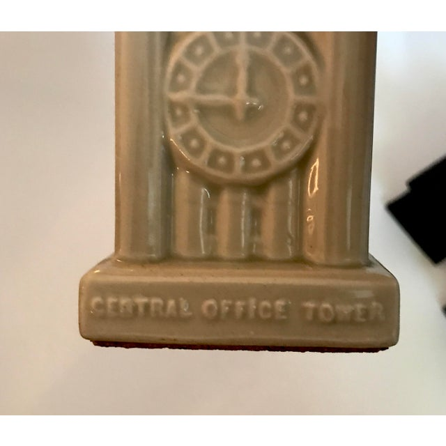 1954 Nyc Williamsburg, Brooklyn Bank Building Coin Bank For Sale - Image 9 of 11