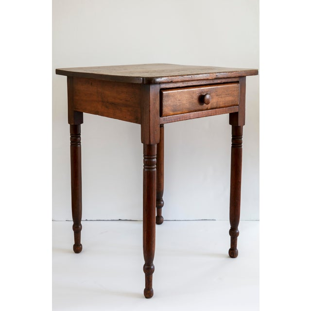 This table has seen many lives having been around for over 100 years. Modest and well built it would be the perfect...
