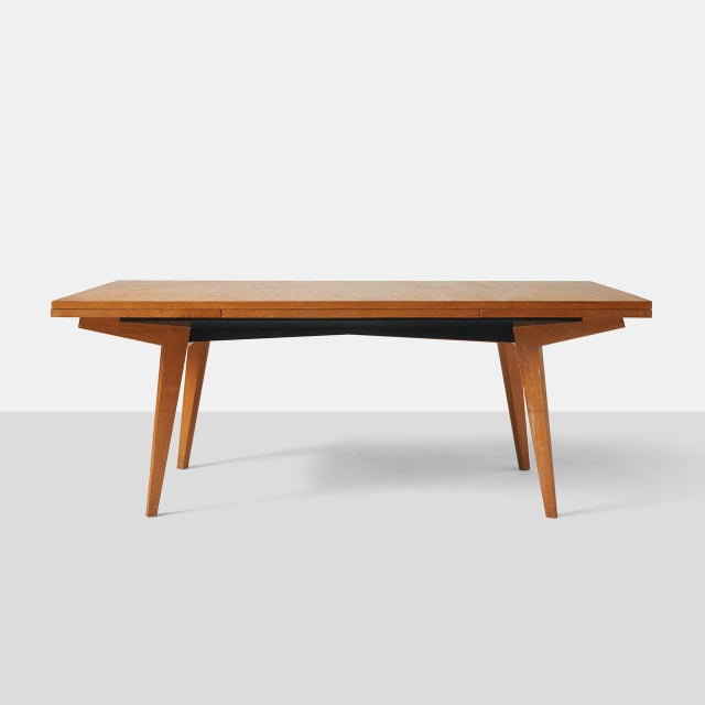 French Dining Table by Maxime Old For Sale - Image 3 of 5