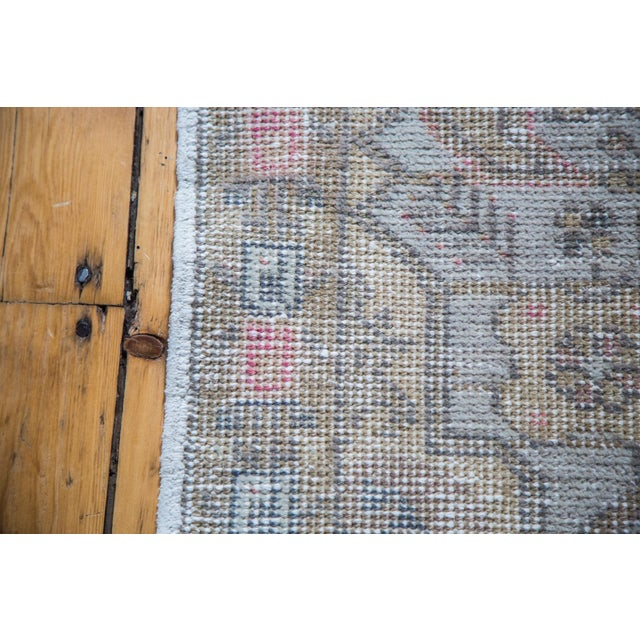 "Gold Leaf Distressed Oushak Rug - 4'3"" X 6'9"" - Image 2 of 5"