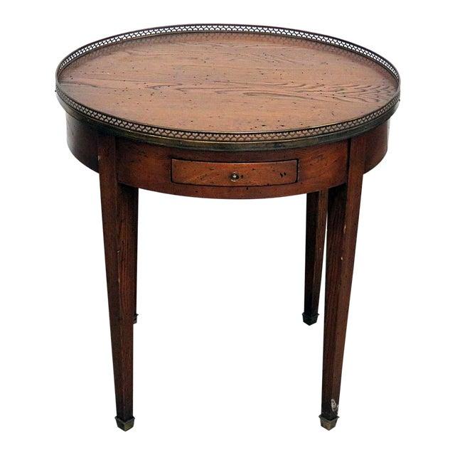 Antique Louis XIV Style Bouillotte Table For Sale