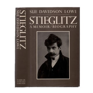 "1983 ""Signed Edition, Stieglitz: A Memoir/Biography"" Collectible Book For Sale"
