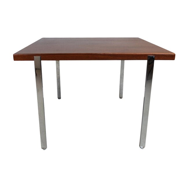 Harvey Probber Architectural Series Side Table - Image 1 of 7
