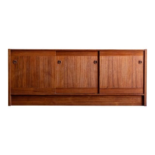 1960s Danish Modern Teak Sideboard For Sale