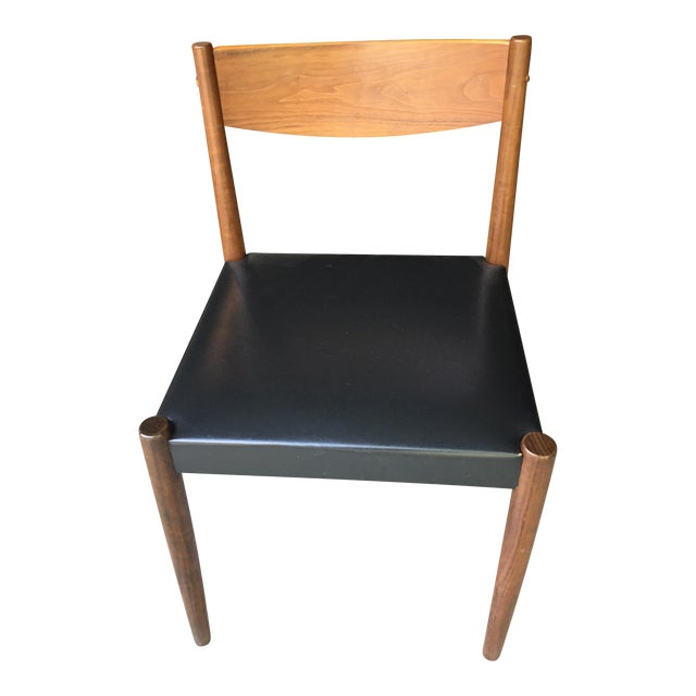 Danish Modern Side Chair - Image 1 of 5