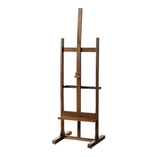 1940s Mid-Century Modern Double Sided Easel For Sale