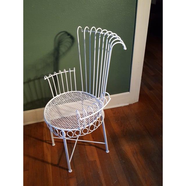 Iron Armchairs by Mathieu Mategot Model Cap d'Ail - A Pair - Image 9 of 11