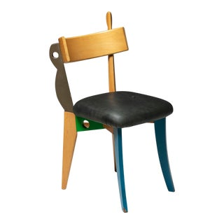 """Quasimodo"" Chair by Weil and Taylor for Anthologie Quartett For Sale"