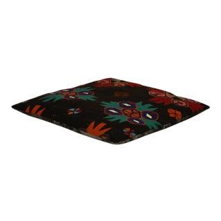 Modern Kilim Floor Pillow For Sale