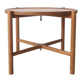 PP 35 Tray Table by Hans Wegner for PP Mobler, 1945