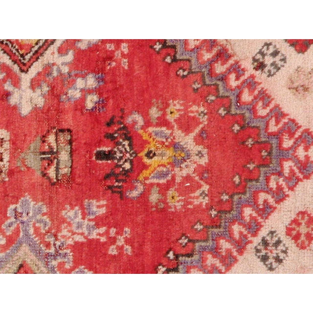 "Turkish Konya Vintage Rug - 3'5"" X 5'10"" - Image 2 of 3"