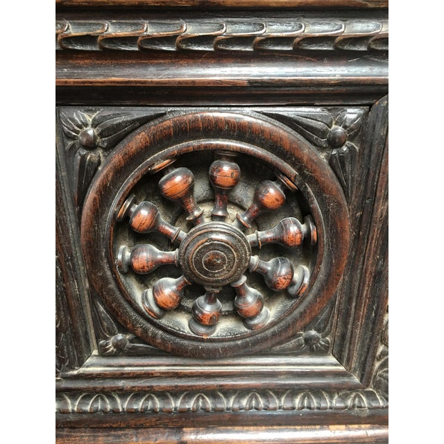 Early 19th Century 19th Century French Double Buffet For Sale - Image 5 of 13