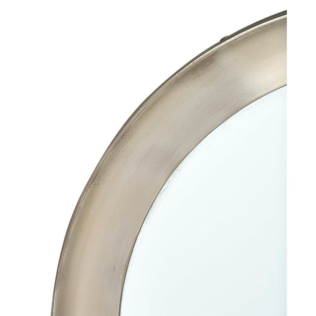 1950s Vintage French Mid-Century Mirror For Sale - Image 5 of 11