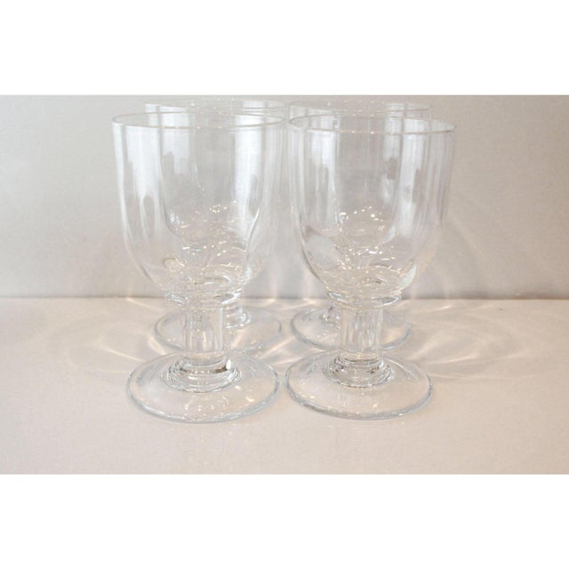 Simon Pearce Goblets - Set of 4 For Sale - Image 13 of 13